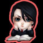 Don't Make Me Study by PeachyProtist