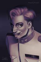 Jens Portrait by PeachyProtist
