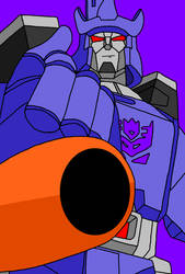 Mighty Galvatron by Darknlord91
