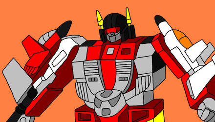 Superion by Darknlord91