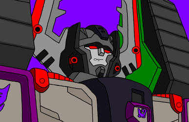 Armada Megatron by Darknlord91