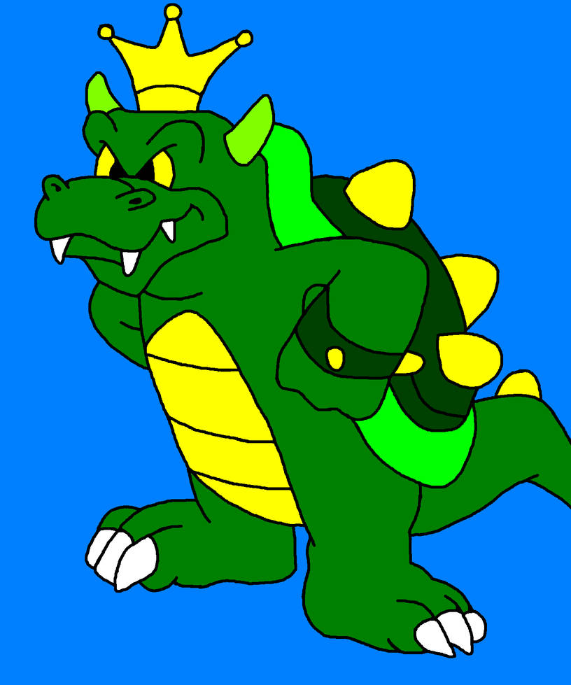 King Koopa by Darknlord91