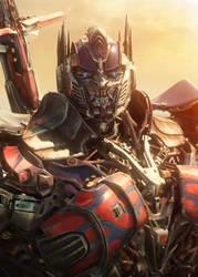 My Name is Optimus Prime by LegoLucas