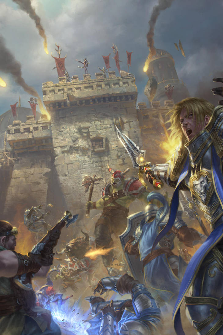 Battle Of Lordaeron Lie Setiawan by LieSetiawan