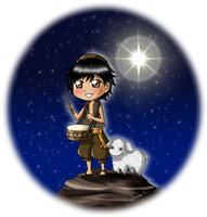 The Little Drummer Boy by YukiMiyasawa
