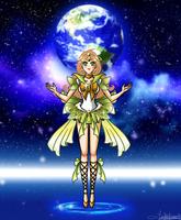Sailor Earth by YukiMiyasawa