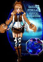 Civilian Sailor Stellar Pistol by YukiMiyasawa