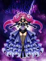 Sailor Supreme Supernova by YukiMiyasawa