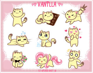Cute Vanilla by YukiMiyasawa