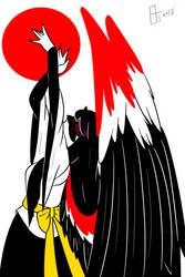 - Angel of Darkness - by Eti-Mun