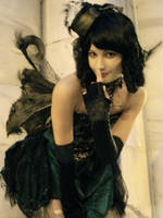 The Green Fairy II by Opergeist