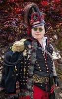Steampunk Hussar I by Opergeist