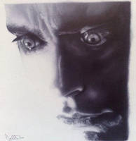 Udo Kier as Dracula, in Biro by lordp0rnstar
