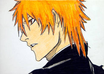 Ichigo: Thank you Dad... by dreamingseason