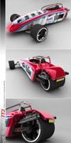 Concept Suzuki TT3 by nathy-d