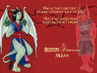 Garg Princess Mulan Wallpaper By Nebulan On Deviantart