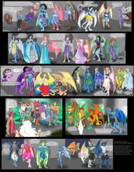 Garg Princesses Project Comic by Nebulan
