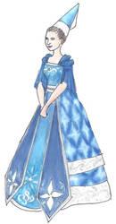 Me in Fantasy Dress by Nebulan