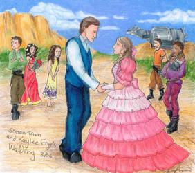 Simon Kaylee Wedding by Nebulan