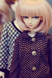strawberry girl by chunkymonkey000