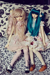 tea party princess by chunkymonkey000