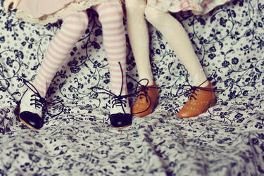 shoes by chunkymonkey000