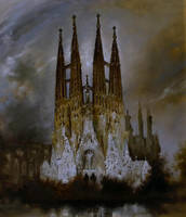 Sagrada Familia by florian-lipan