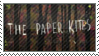 The Paper Kites Stamp by CarryOnLostFriends