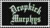 Dropkick Murphys Stamp by CarryOnLostFriends