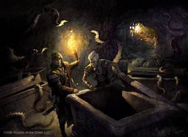 Coffin Plunder by velinov