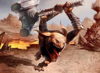 Goblin Gaveleer by velinov