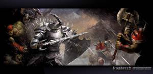 Hellbreed-Warrior by velinov