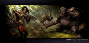 Hellbreed - Hunter by velinov