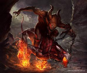 Devil Rider by velinov