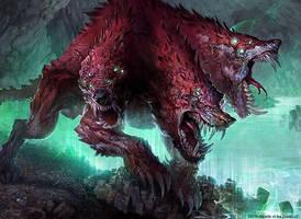 Underworld Cerberus by velinov