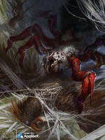 Giant Spider:regular by velinov