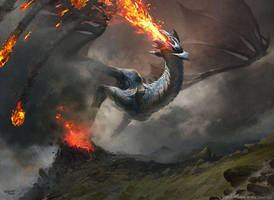 Spawn of Thraxes by velinov