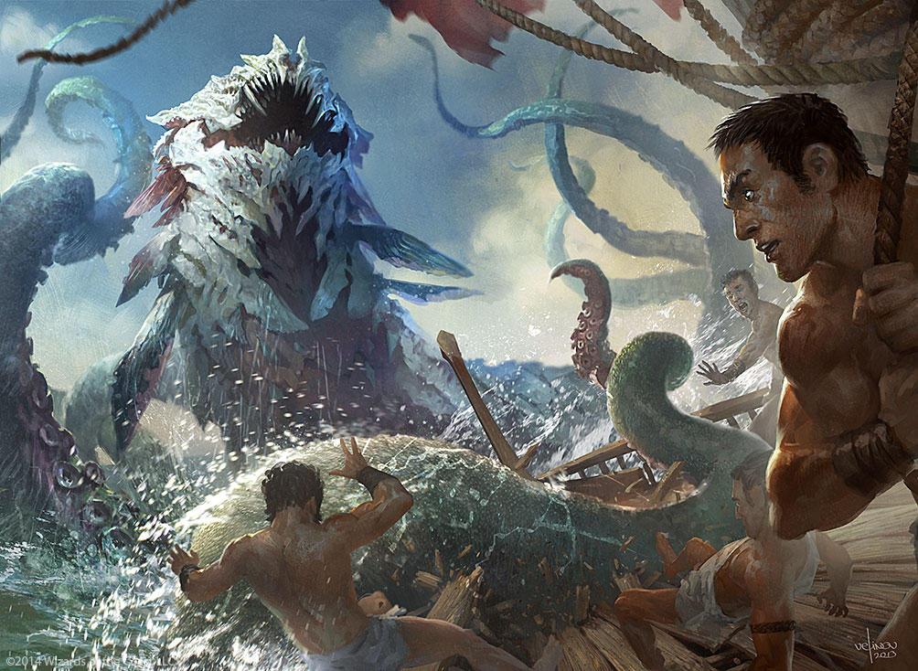 Stormsurge Kraken by velinov