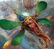 Thopter Token by velinov