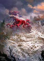 Ulamog's Wake by velinov