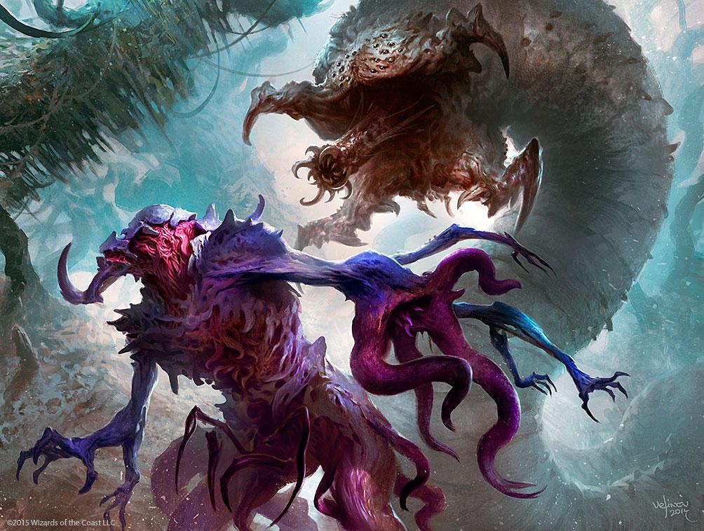 Broodhunter Wurm by velinov