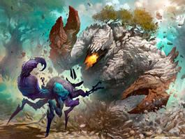 Elemental Uprising by velinov