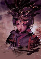 Small geisha by velinov