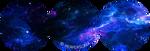 Galaxy Profile Deco (F2U) by HelloStarseed