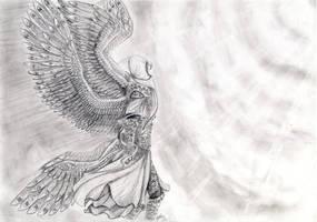 Seraphim by SikuNdoto