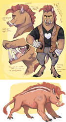 BALOR reference sheet by legendfromthedeep