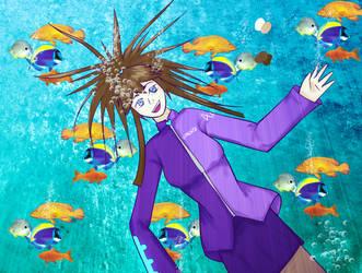 Underwater Maki by adlez-vaatixmidna