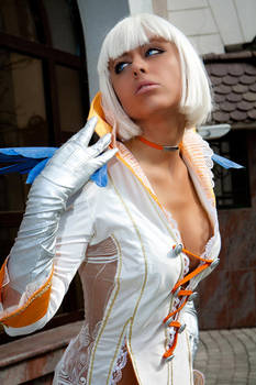 Devil May Cry 4  Gloria by MisaKaterina