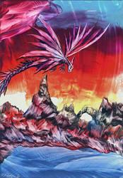 Dragonflight by Villa-Chinchilla