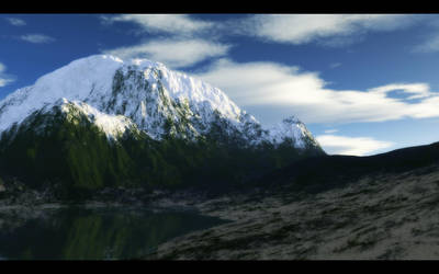 Mt. Serena by omega30one